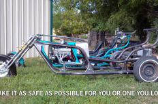 V8 Trikes Safety