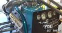 V8 Trikes Engine